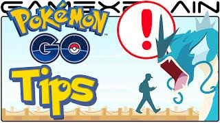 How to Play Pokémon Go - Tips & Tricks (Guide)(Pokémon Go has been released but the game doesn't exactly teach you how to play. We break down each aspect of the augmented reality mobile game to off ..., 2016-07-09T00:04:37.000Z)