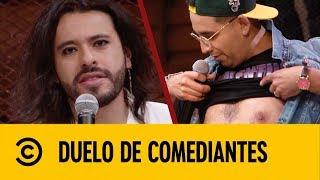 Fran Hevia VS Capi Pérez   Duelo De Comediantes   Comedy Central LA