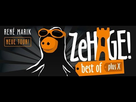 Maulwurfn On Tour - Again! Ze Hage Best Of Plus X Tour 2015/16