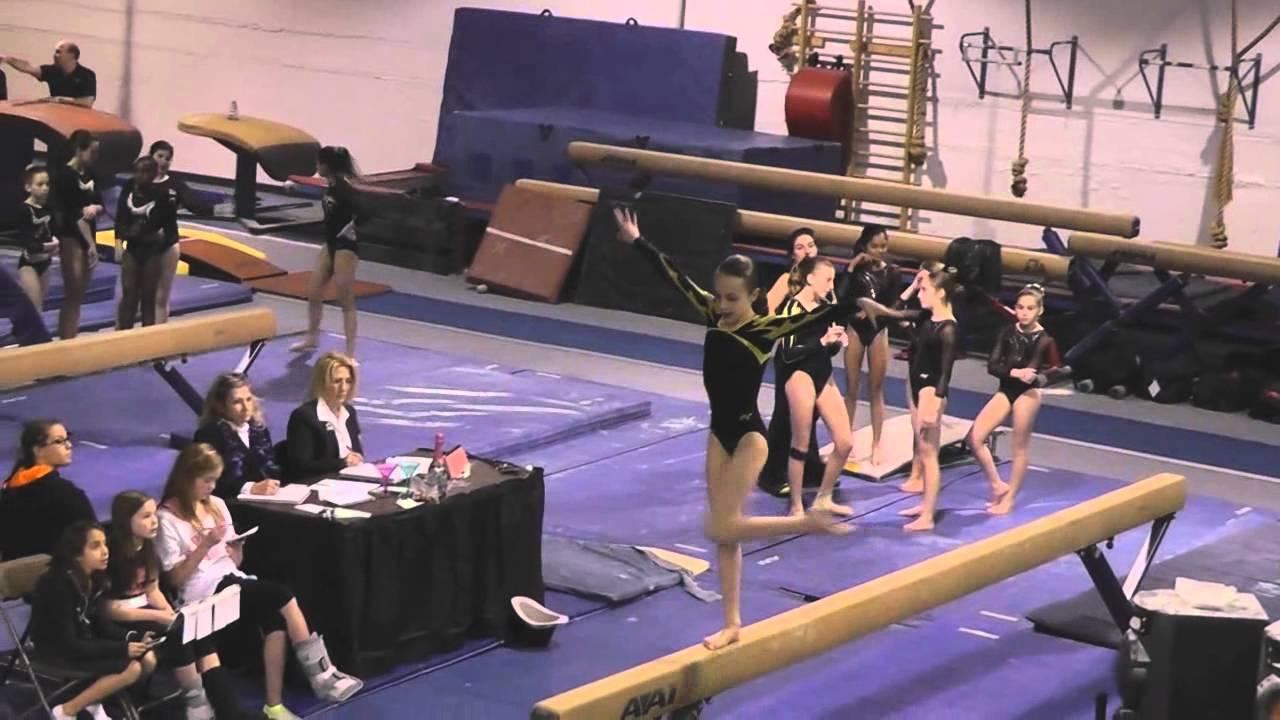 huntsville gymnastics meet 2012