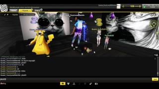 Imvu Funny Moments