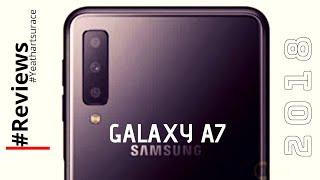 Samsung Galaxy A7 2018 with triple rear cameras - #Reviews