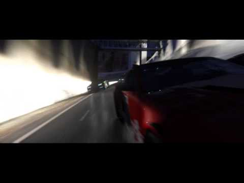 Comp 1 1 1 ( TrackMania - Stay Awake Pre-Alpha ) - . . . the story is that all those cars go to Valley, then woke up all the other cars there, start racing again and then arrive to Stadium . . .