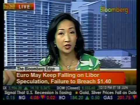 Euro Vs Dollar Will Increase Risk On Aversion - Bloomberg
