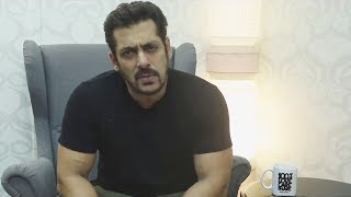 Salman Khan's EMOTIONAL Message to Save The Rivers Of India