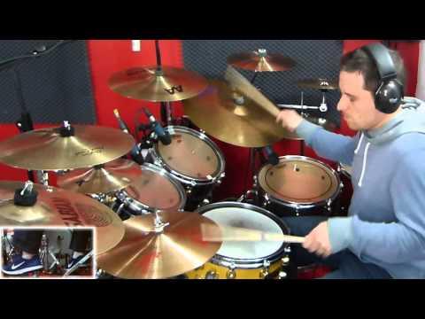 Impro batterie - jazz rock - drum - demo