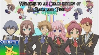 Video Baka and Test Summon the Beasts Review download MP3, 3GP, MP4, WEBM, AVI, FLV November 2017