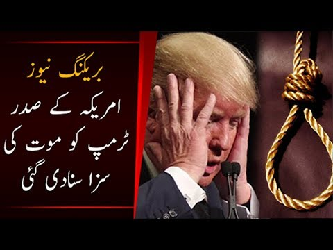 Decision giving to Dolad trump
