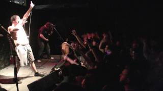 The Black Dahlia Murder at Harpers Ferry (Allston, MA) on March 21, 2010 - 2.MTS