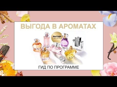 Выгода в ароматах. Программа для представителей AVON