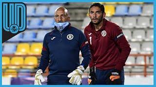 El portero de Cruz Azul, José de Jesús Corona, cumple 40 años, siendo uno de los más veteranos en el futbol mexicano