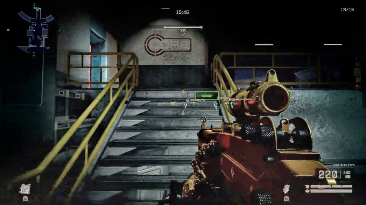 Can't Climb Stairs / Backsliding Down Texture #Warface Glitch