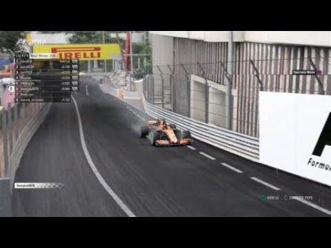 F1™ 2017 Stis laspes Monaco