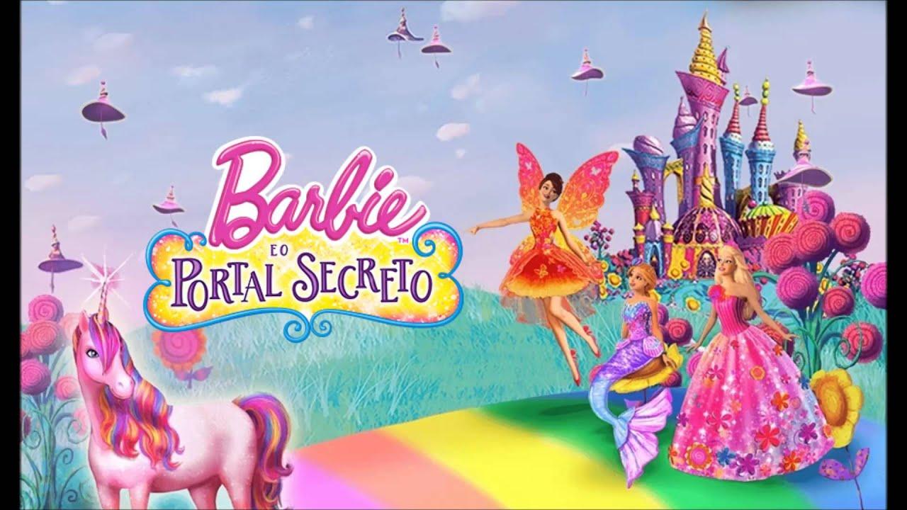 barbie e o portal secreto est aqui youtube
