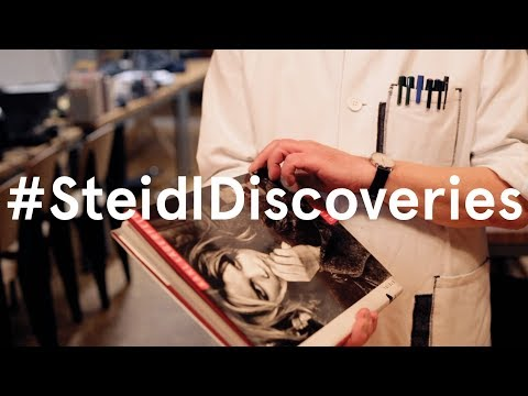 Steidl Discoveries: Karl Lagerfeld - Off The Record