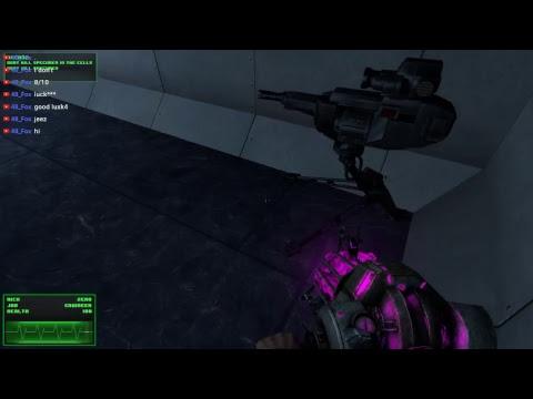 Garry's mod Alien RP  Guard Duty