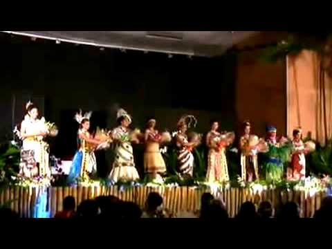 Miss South Pacific 2011 (Ustream Recorded Live)