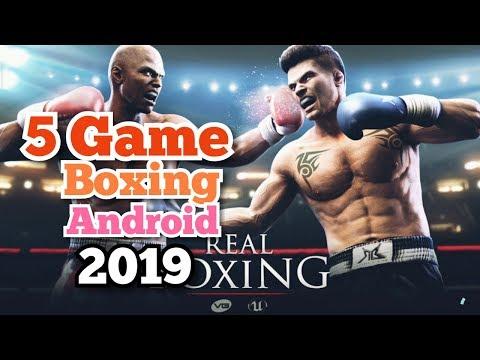 5 Game Boxing Android 2019# Seruh Terbaik.