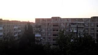 3 июня 2015 г. Утро в Донецке началось со стрельбы Петровский район