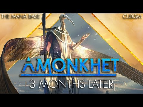 Cubism: Amonkhet - 3 Months Later
