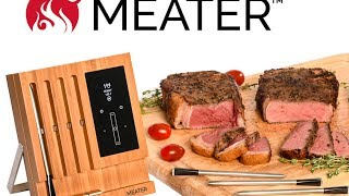 MEATER+ wireless thermometer for perfectly roasted meat
