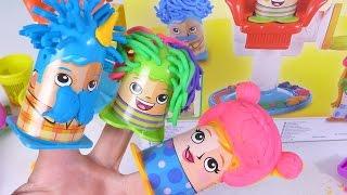 СУМАСШЕДШИЕ ПРИЧЕСКИ! Распаковка и обзор набора Плей До. Маленькие парикмахеры(СУМАСШЕДШИЕ ПРИЧЕСКИ! Распаковка и обзор набора Плей До. Маленькие парикмахеры Мой канал с детьми: http://www.youtu..., 2016-03-03T16:00:02.000Z)