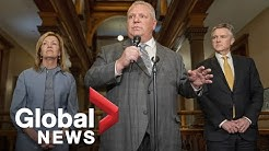 Coronavirus outbreak: Ontario declares state of emergency | FULL