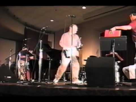 "RED ROSE RAGTIME JAZZ BAND AT THE BIX JAZZ FESTIVAL IN 2000 ""JAM SESSION"""