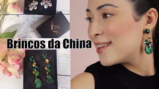 Brincos super baratos da China prata 925