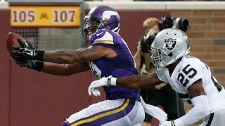 Raiders vs. Vikings highlights - 2015 NFL Preseason Week 2