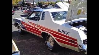 Cernak Buick Easthampton Mass Car Show 10 15 16