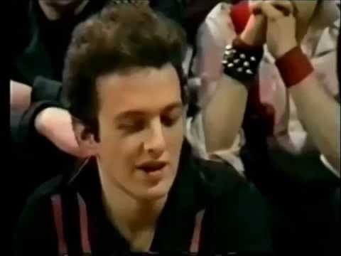 The Clash Interview on Something Else (1978)
