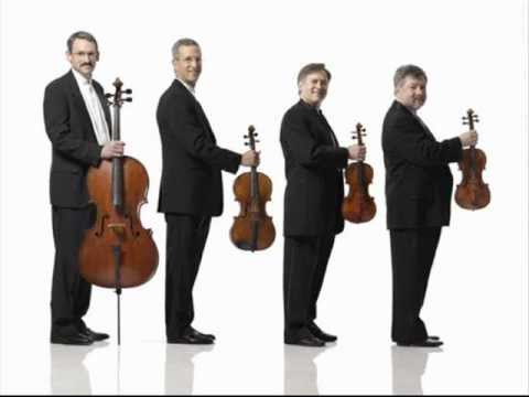 Orion String Quartet- Dvorak Quintet in Eb Major 1. Allegro non tanto (Pinchas Zuckerman)