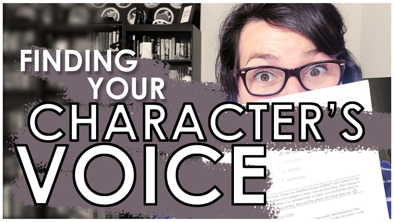 Find Your Character's Voice
