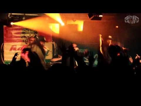 WARD 21 -  Mic Magician, ZLZ & ReggaeBG (live @ Club *MIXTAPE 5* 11.12.2014) Sofia, Bulgaria