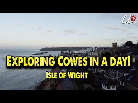 Isle of Wight - Exploring Cowes in a day!