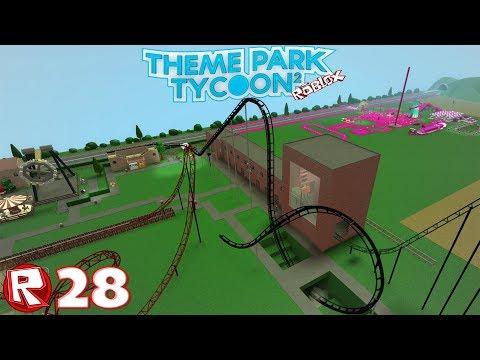 Roblox - Episode 28 | Theme Park Tycoon 2 - la Dive Mesquine / FR