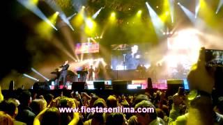 MARC ANTHONY EN LIMA - VIVIR MI VIDA EN ESTADIO NACIONAL 19 NOV,DJ EL CUERVO