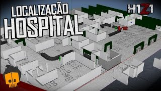 H1Z1 HOSPITAL LOCALIZAÇÃO TEST SERVER
