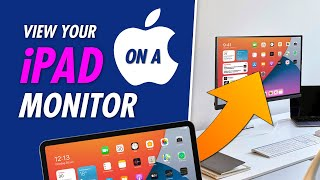 connect ANY iPad to a Monitor with THIS adapter!