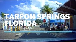 Tarpon Springs Florida City Drive