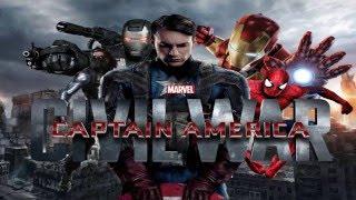 Civil War Rap -    Saikomic -  ( Con Letra Y Descarga)