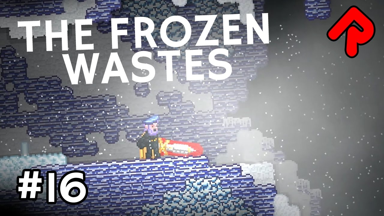 The Frozen Wastes Hunting Wagner Lets Play Starbound Frackin Wiring Doors Universe Mod Ep 16
