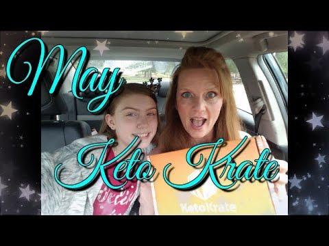may-2019-keto-krate-|-unboxing-and-tasting-#keto-#ketokrate-#ketojourney-#ketoworks-#ketostrong