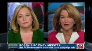 Bay Buchanan: Response to Rosen 'despicable' thumbnail