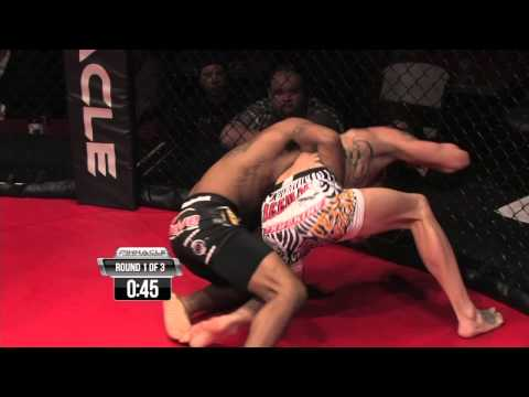 Pinnacle Fighting Championships 6 Rell Hodge Vs Rich Cantolina