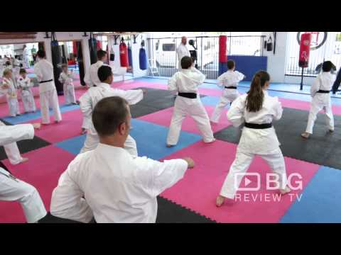 Sports Karate Australia, Martial Arts School in Brisbane for Karate Classes or for Jiu Jitsu
