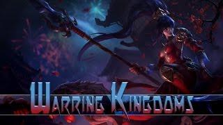 League of Legends: Warring Kingdoms Nidalee (Skin Spotlight)