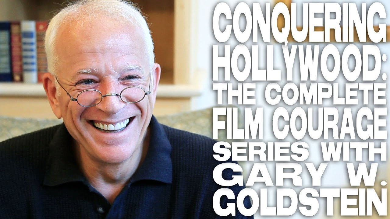 Conquering hollywood the screenwriters blueprint for career conquering hollywood the screenwriters blueprint for career success gary w goldstein interview youtube malvernweather Choice Image