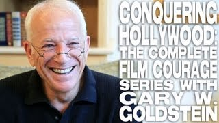 Conquering Hollywood: The Screenwriter's Blueprint For Career Success - Gary W. Goldstein Interview